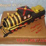 Торт Поезд_1