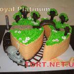 Торт Поезд_21