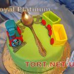 Торт Поезд_2