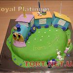 Торт Поезд_3
