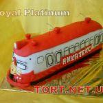 Торт Поезд_6
