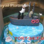 Торт Корабль_11