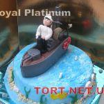 Торт Корабль_12