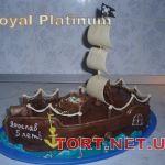 Торт Корабль_14