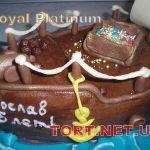Торт Корабль_15