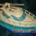Торт Корабль_16
