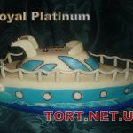 Торт Корабль_17
