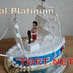 Торт Корабль_19