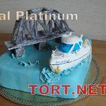 Торт Корабль_20