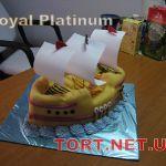 Торт Корабль_24