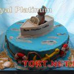 Торт Корабль_5