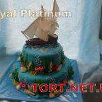 Торт Корабль_7