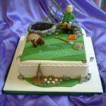 Торт Огород_10