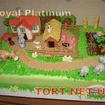 Торт Огород_11