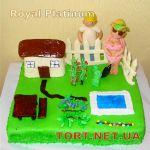 Торт Огород_12