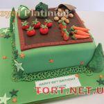 Торт Огород_14