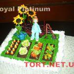 Торт Огород_16