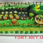 Торт Огород_18
