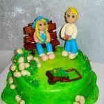 Торт Огород_20