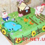 Торт Огород_21