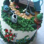 Торт Огород_4
