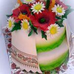 Торт Огород_5