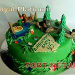Торт Охота_1