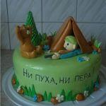Торт Охота_3