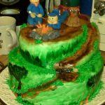 Торт Охота_8