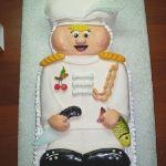 Торт Поварёнок_8