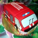 Торт Пожарник_2