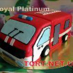 Торт Пожарник_3