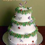 Торт Природоведение_10