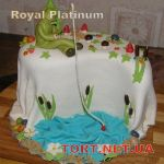 Торт Рыбалка_15