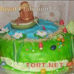 Торт Рыбалка_8