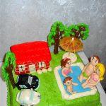 Торт Семья_13