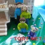 Торт Семья_1