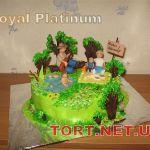 Торт Семья_7