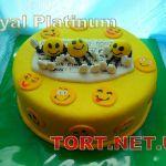 Торт Смайлик_1