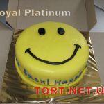Торт Смайлик_2
