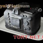 Торт Фотоаппарат_10