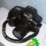Торт Фотоаппарат_11
