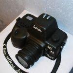 Торт Фотоаппарат_12