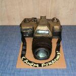 Торт Фотоаппарат_13