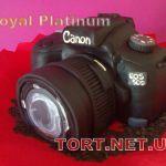 Торт Фотоаппарат_4