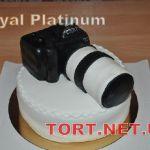 Торт Фотоаппарат_5