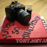 Торт Фотоаппарат_7