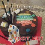 Торт Палитра_10