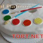 Торт Палитра_2