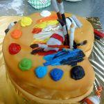 Торт Палитра_3